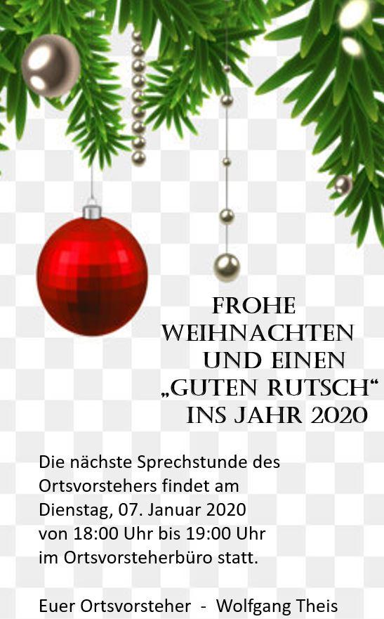20191224_Weihnachtsgruß_Orstvorsteher
